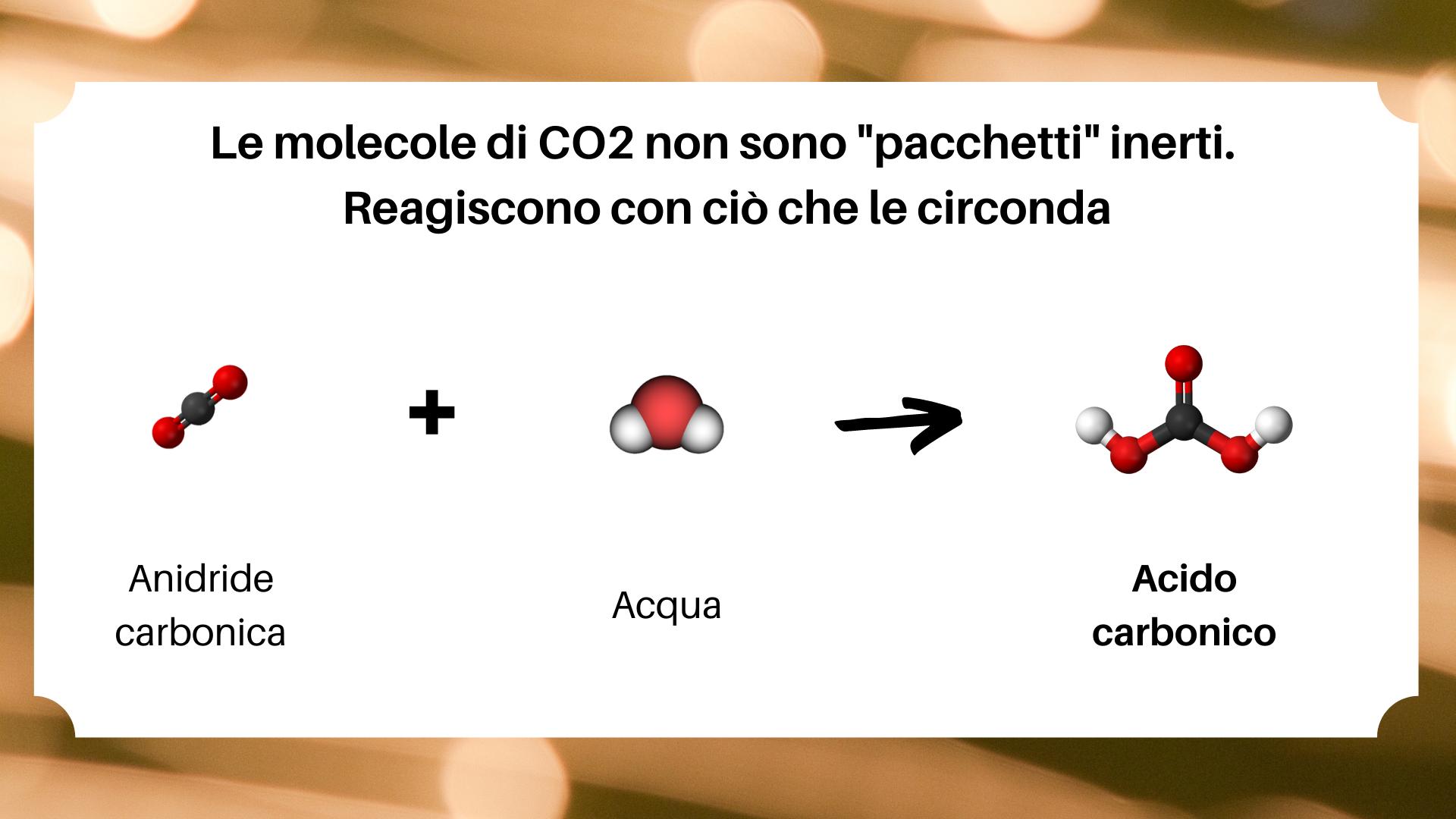 Anidride-carbonica-acqua-acido-carbonico-chimica-acidificazione-